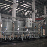genehmigte Kapazität Schiene-Eingehangenes Generator CER des Stickstoff-500Nm3/h