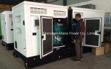 тип генератор 500kVA Kta19 450kVA 360kw резервный молчком Cummins тепловозный