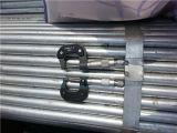 La perfezione ha saldato i tubi d'acciaio galvanizzati