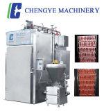 Vlees Smokehouse/Smoke Oven 500kg/Time met Ce Certification 10kw