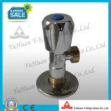 Latón forjado sanitario válvulas de ángulo (YD-H5026)