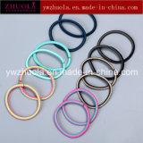 Fascia di gomma elastica libera dei capelli del metallo