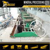 Pianta di rame Flotator di Sf Benefication della macchina di lancio del minerale di piombo dell'oro