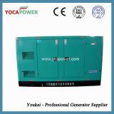 production d'électricité diesel électrique insonorisée de générateur de 200kVA Cummins