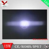 6D 120W 13.5inch LED 궤도 점화
