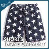 Os Mens W016 nadam Shorts ocasionais da placa das calças curtas para o mercado americano