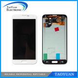 S5 I9600 G900 LCDの計数化装置のSamsungギャラクシーS5 LCDスクリーンのためのLCDスクリーン、