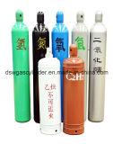 Cilindro de gás do aço ISO9809-3 sem emenda