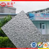 Força de alta elasticidade da folha do policarbonato da estufa