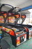 Máquina de jogo a fichas do basquetebol da arcada eletrônica luxuosa interna do campo de jogos