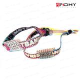 RFIDの腕時計またはリスト・ストラップまたはブレスレットの調節バンドの札