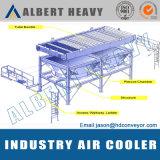 Nicht rostende Gefäß-Luft abgekühlte Wärmeaustauscher
