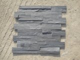 Atacado Natural Black Corner Slate for Wall