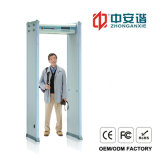 Metal detector del Archway dell'affissione a cristalli liquidi Screen di alta precisione con con Adjustable Sensitivity