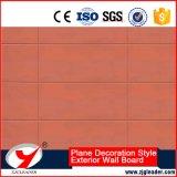 Отсутствие доски внешней стены типа украшения азбеста Long-Life плоской