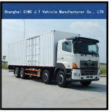 De Lading van Hino/de Vrachtwagen van de Vrachtwagen 8X4