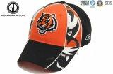 Gorra deportiva de béisbol con logotipo bordado e impresión