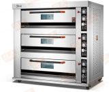 2016 Hete Verkoop! ! ! Oven van de Pizza van de Oven van de Oven van het Baksel van de Oven van het dek de Elektrische