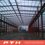 Struttura d'acciaio prefabbricata della grande portata per il viale di Shoping