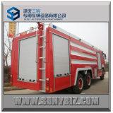 Тележка пожарной машины цистерны с водой Sinotruk Stw10 4X2 10000L
