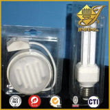 램프와 손전등 포장을%s 명확한 PVC 장