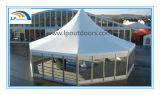 Hoher-Peak PVC-Garten Party Tent Pagoda Tent für Event
