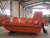 CCS Approved 6 Persons Rescue Boat en Length 4.5m/Outboaste Engine