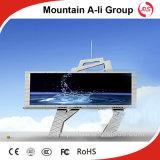 Écran polychrome extérieur d'affichage à LED de la qualité P10