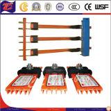 Intero PVC di vendita che alloggia il sistema senza giunte del conduttore della guida di potenza