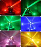Luz principal giratoria infinita de la viga del balompié 12X15W LED