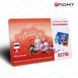 IDENTIFICATION RF sans contact en plastique Smart Card d'impression