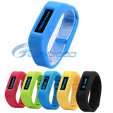 OLED Display Pedometer SleepのスマートなHealthy Sport Bracelet Bluetooth Wearable Wristband