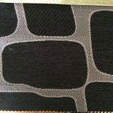 아랍 작풍 대조 색깔 셔닐 실 자카드 직물 소파 직물