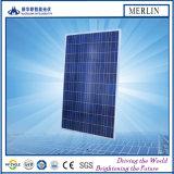 Progetto Terra-Montato moduli solari (poli silicone e mono silicone)