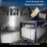 Máquina de gelo do bloco da classe superior a melhores/fabricante de venda