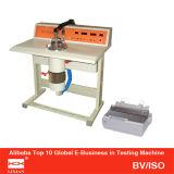 Machine d'essai de perméabilité à tissu de Digitals (HZ-8032)