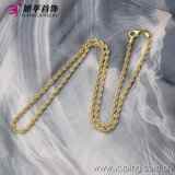 Environmental Copper Alloy 42368の卸し売りXuping Jewelry Fashion 14kの金PlatedのMenのNecklace