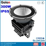 Lampe halogène de 500W remplacement LED 100-277V 347V 480V extérieur 300W LED Flood Light