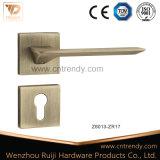 자물쇠 덮개 (Z6121-ZR03)를 가진 날개 디자인 안전 문 레버 손잡이