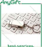 Palillo del USB del metal con la insignia grabada laser 06