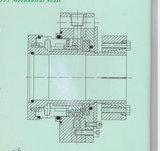 Chemische Industrie-mechanische Dichtung für Bearbeiten (HT1)
