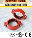 Duktiles Eisen-Feuer-Grooved flexible Koppelungs-Beschläge