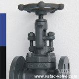 API-gegossener/geschmiedeter Stahl verriegelter Mütze-Absperrschieber (Z40H)