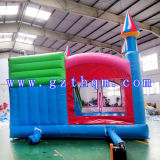 The Little Girl Child Inflatable Bouncer