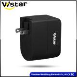chargeur portatif de la course USB de 5V 6A avec la FCC RoHS de la CE d'UL