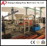 Máquina de fabricación de ladrillo del cemento Qt10-15 con calidad europea