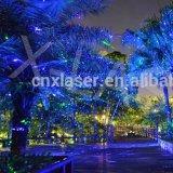 A luz ao ar livre inovativa a mais nova da árvore de Natal do diodo emissor de luz do projetor do laser de 2016 decorações do Natal mini