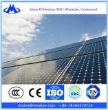 Comitato solare di alta qualità di 130 W per il commercio all'ingrosso