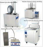 Parachutistes Engine Cylinder Head Ultrasonic Cleaning Machine avec Filter System