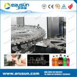 炭酸柔らかいガスの飲み物の満ちる生産ライン